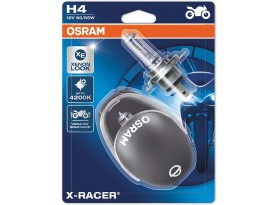 X-RACER® H4 12V BLI2